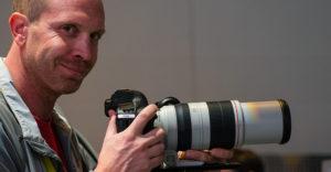 CES 2015 Canon 100-400mm