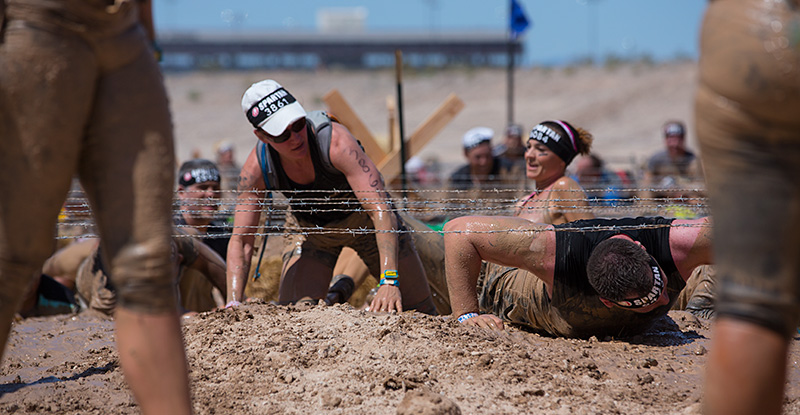 Super Spartan Race Photos in Las Vegas, NV