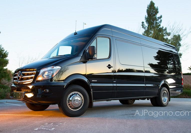 LA Custom Coach Sprinter