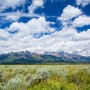 Grand Tetons Clouds