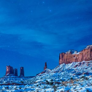 Monument Valley Panoramic Print