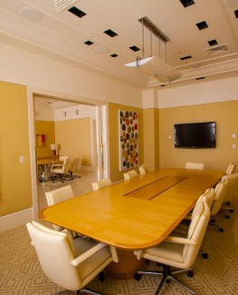 Wynn Executive conference room architecture