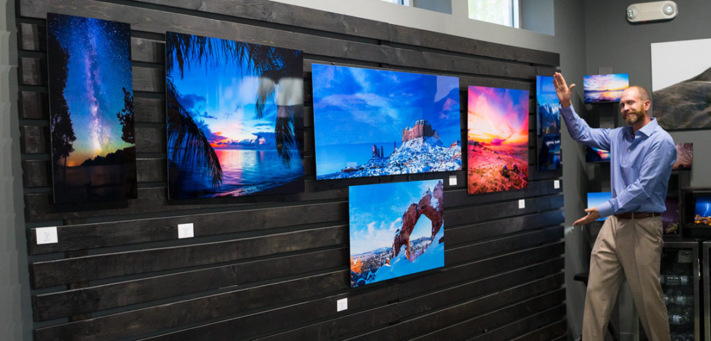 AJ Pagano Las Vegas Art Gallery