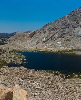 Cottonwood Lakes From Lake 5