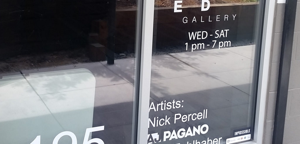 gallery closing