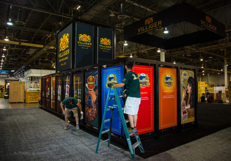 las vegas commercial convention photography
