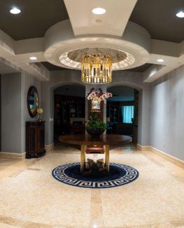 las vegas residence interior design